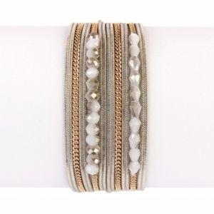 Mult Layer Wrap Bracelet